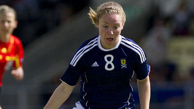 Scotland and Arsenal star Kim Little has the world at her feet.