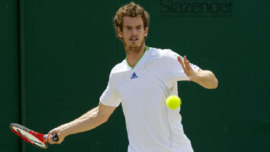 Andy Murray is a win away from his fourth Grand Slam final, and his first appearance in the last stage of Wimbledon.