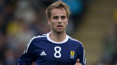 Shinnie: one of five new arrivals in the Highlands