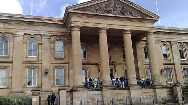 Legal case: Dundee Sheriff Court