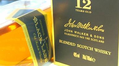 Johnnie Walker: Key Diageo brand