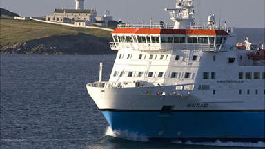 Vomiting Bug: MV Hjaltland taken out of service for 48 hours.