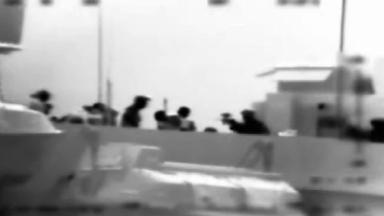 Incident: the Mavi Marmara being raided by Israeli troops last month