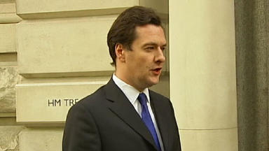 George Osborne: Cuts planned for Budget