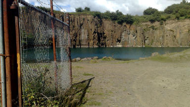 Prestonhill Quarry: Two teenagers have died at the site in the last two years.