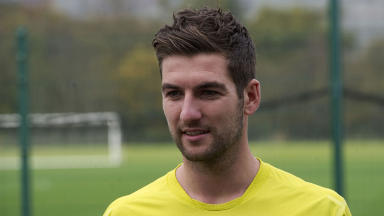 Charlie Mulgrew has hailed Celtic's determination.