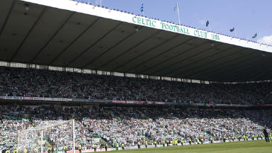 Celtic statement on UEFA