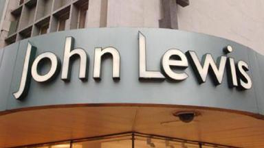 John Lewis: Firm's van hit pedestrian in Dunfermline