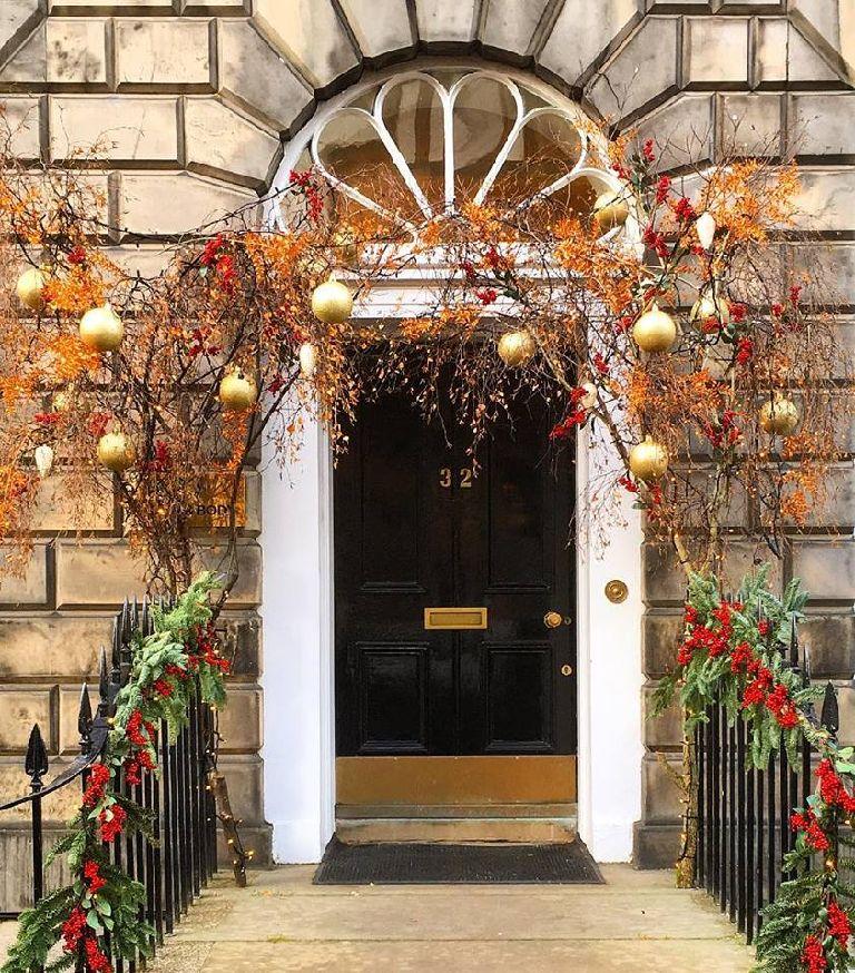 In Pictures Scotlands Most Beautiful Doorways