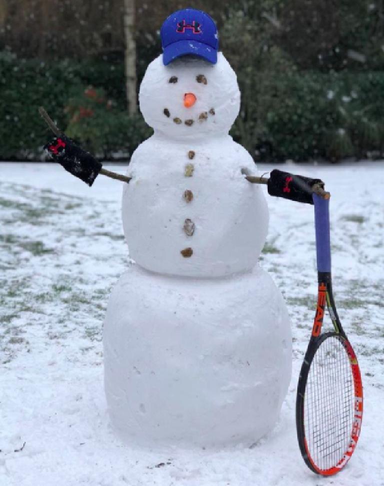 Snowman - Wikipedia