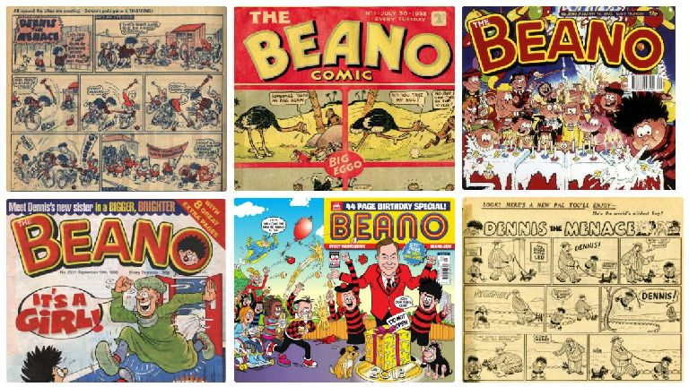 Beano At 80 How A Comics Rebellious Edge Captured Imaginations