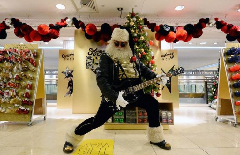f258ec74cdc13 Selfridges opens Christmas shop 145 days ahead of event
