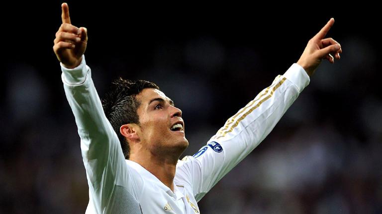 Cristiano Ronaldo didn't make Scotland boss' top three for FIFA award