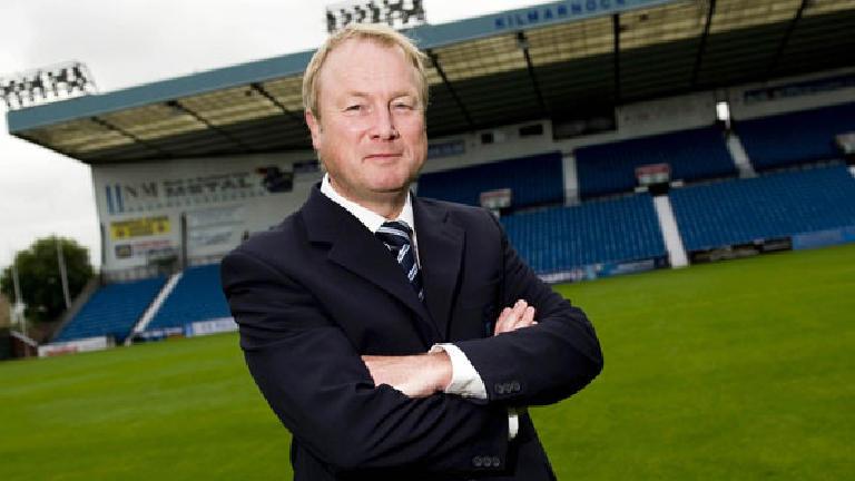 Kilmarnock cut financial losses by 90% in latest accounts
