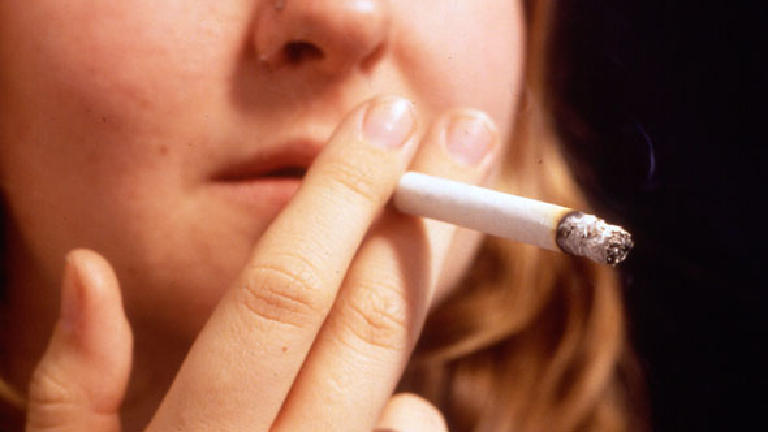 Campaign targets adults giving children tobacco products
