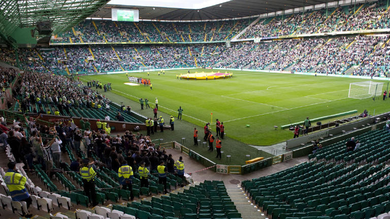 Celtic win European disability access and inclusion award