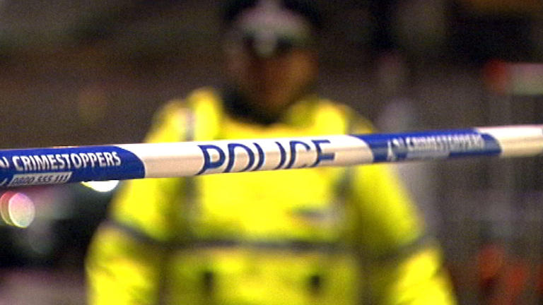 Boy suffers broken nose after assault outside school