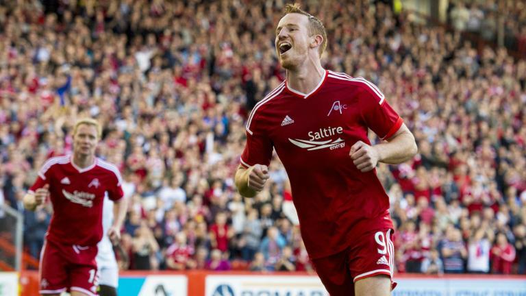 Watch Aberdeen continue winning run against Ross County