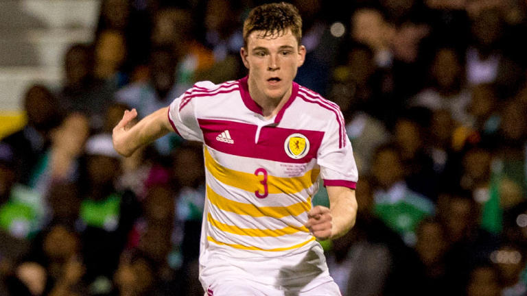 Scotland's Andy Robertson joins Liverpool in £10m deal