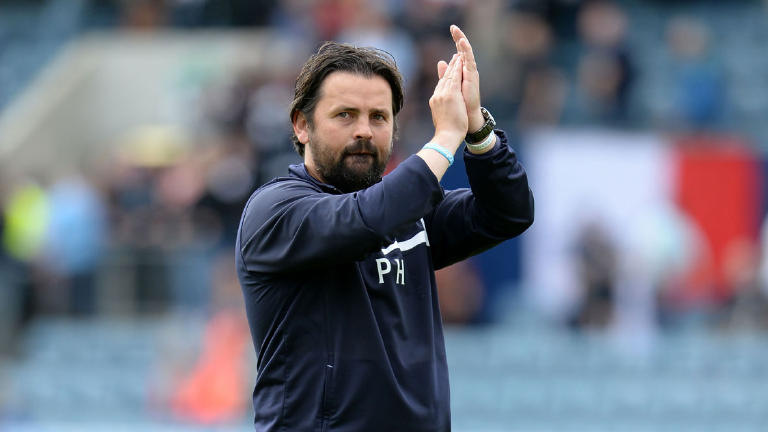 Paul Hartley to be confirmed as new Falkirk manager