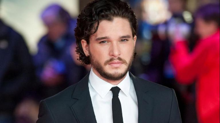 Christmas is coming: Game of Thrones star has fun