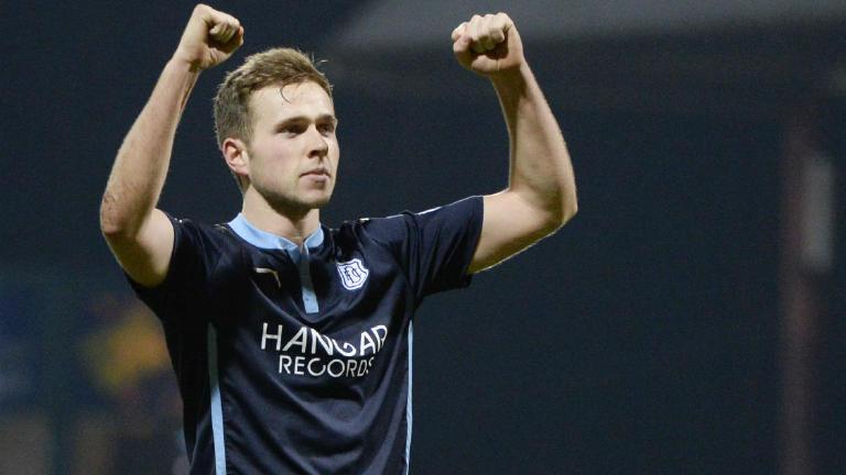 Aberdeen close in on Greg Stewart one-year loan deal