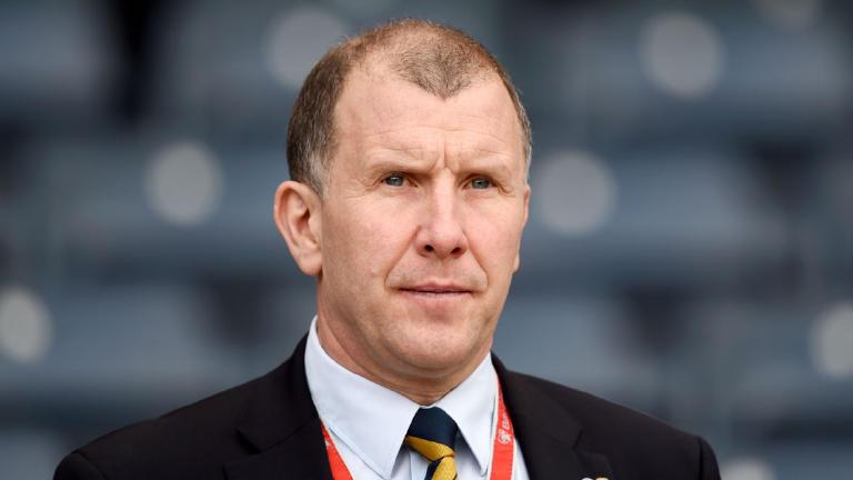 Stewart Regan resigns as Scottish FA chief executive