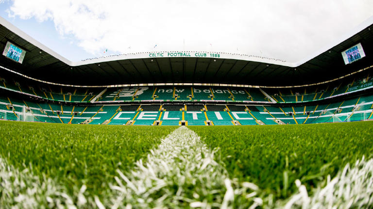 Celtic record £17.4m profit after first half of season