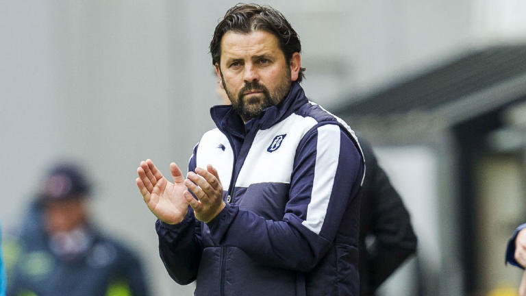 Paul Hartley officially confirmed as new Falkirk manager