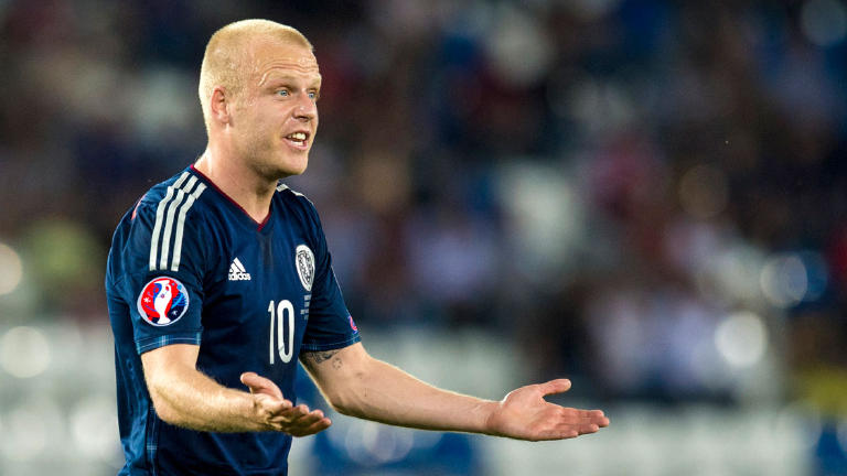Hearts close in on signing Steven Naismith on loan
