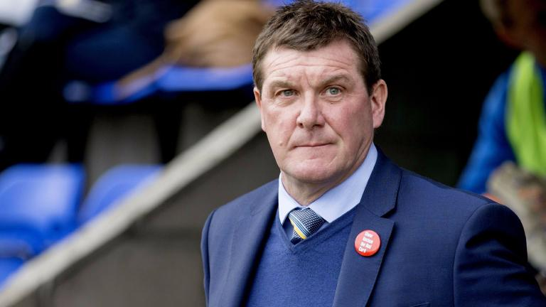 St Johnstone boss turns focus to top-of-the-table clash