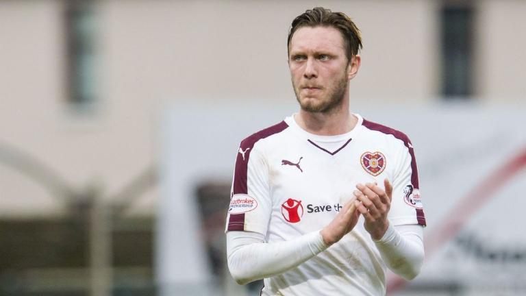 Hearts defender Jordan McGhee seals move to Falkirk