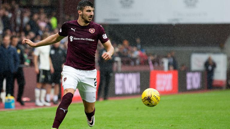 Hearts boss expects Paterson to stay after rejecting Wigan offer