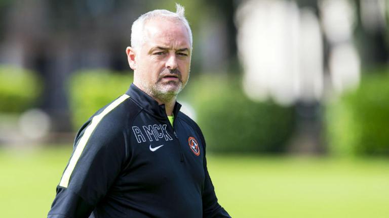 Ray McKinnon: Knowing Raith Rovers' players won't be an advantage