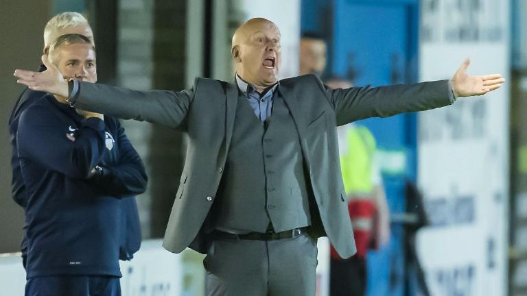 Greenock Morton boss Jim Duffy hails history makers after Cup win