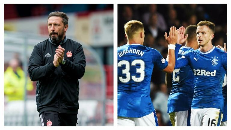 Follow all the action from Pittodrie as Aberdeen host Rangers