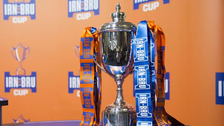 Livingston to face Welsh side TNS in Challenge Cup quarter finals