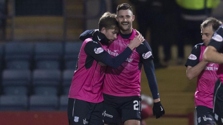Dundee record consecutive wins to rise off foot of the table