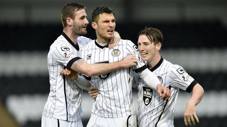 St Mirren to face The New Saints in Challenge Cup semi-final