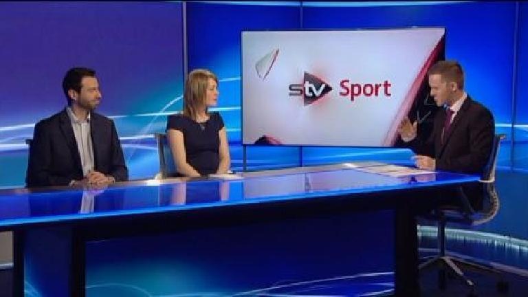 Watch STV Sport analysis: Should Strachan shoulder the blame?