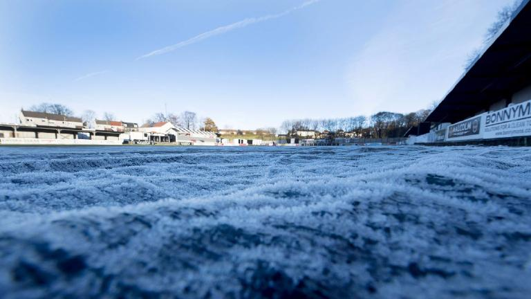 Scottish Cup ties postponed as freezing conditions hit