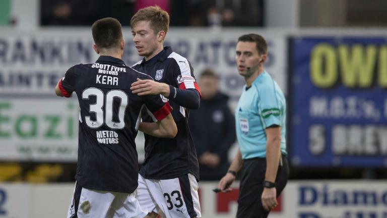 Dundee move off bottom with deserved win over Inverness CT