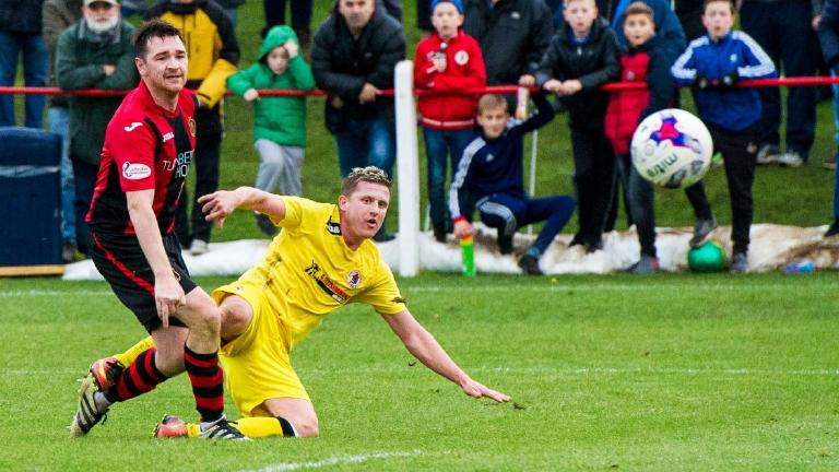 Scottish Cup Wrap: Bonnyrigg Rose and Forres Mechanics earn replays
