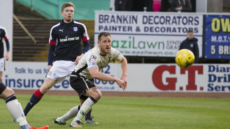 See Dundee move off bottom spot with win over Inverness CT