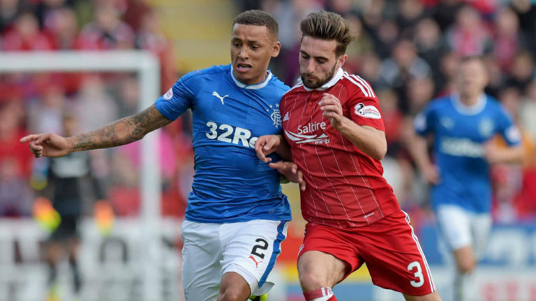 Rangers still favourites for second place, says McInnes