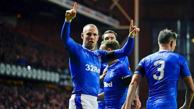 Much-changed Rangers team claim 2-1 home win over Aberdeen