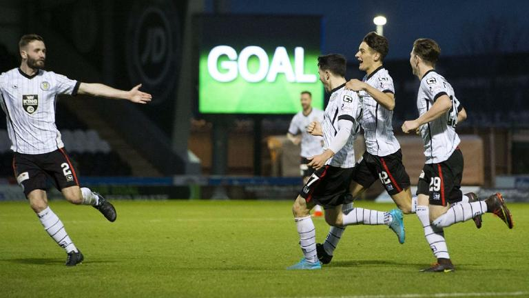 Championship wrap: Dundee Utd edge out Ayr, St Mirren win again