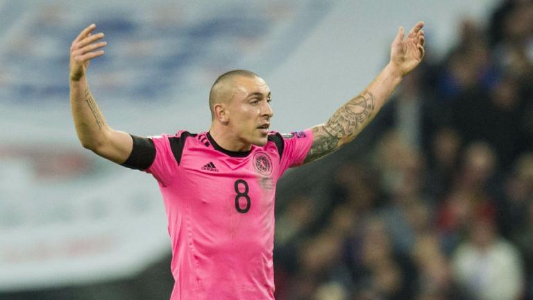 Gordon Strachan will call up Scott Brown for Slovenia clash