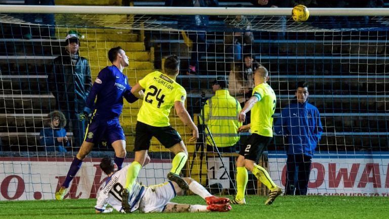 Championship wrap: Hibs draw with Morton, St Mirren in trouble
