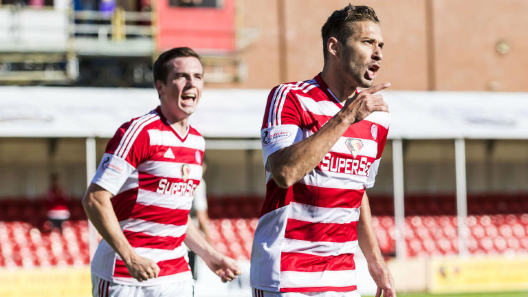 Christmas with Alex D'Acol: Accies ace on Brazil's traditions